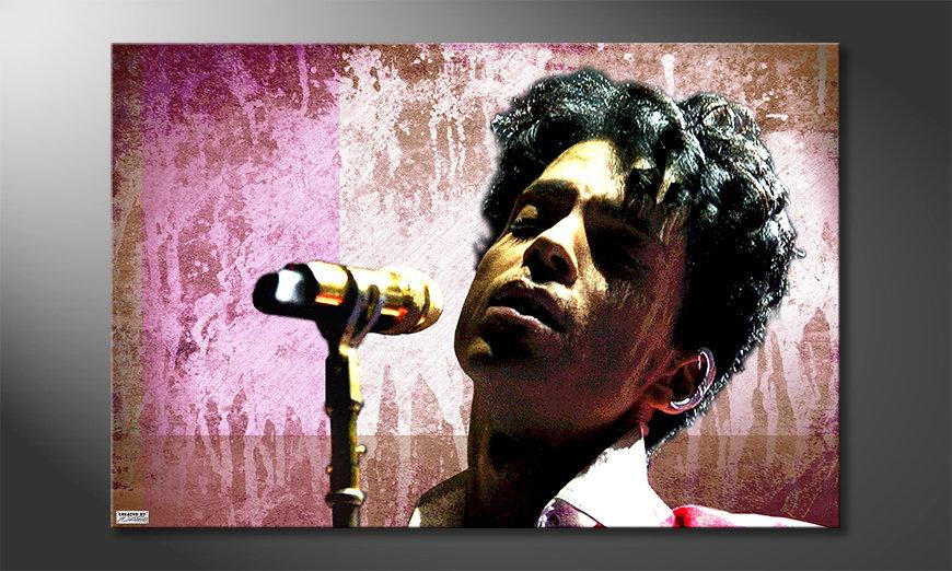 Leinwandbild Prince
