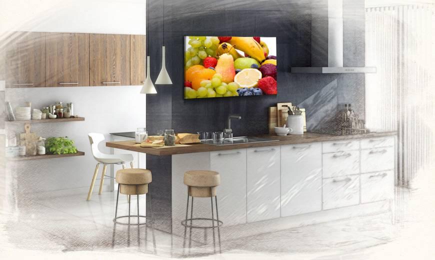Bilder für die Küche